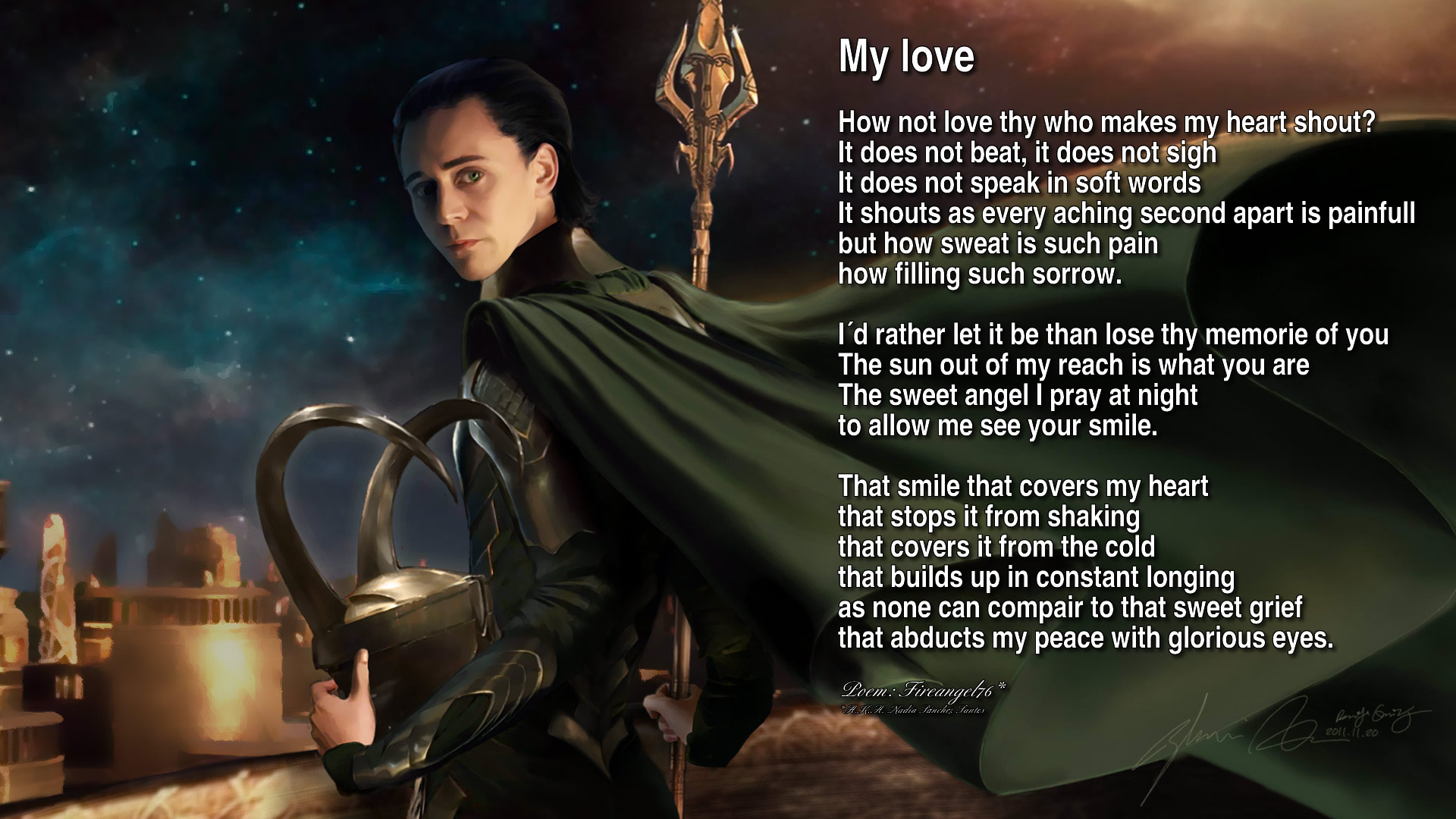 fan fiction Archives - Loki's Army